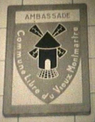 Ambassade Montmarte Journaal mardi 11 sept 1956